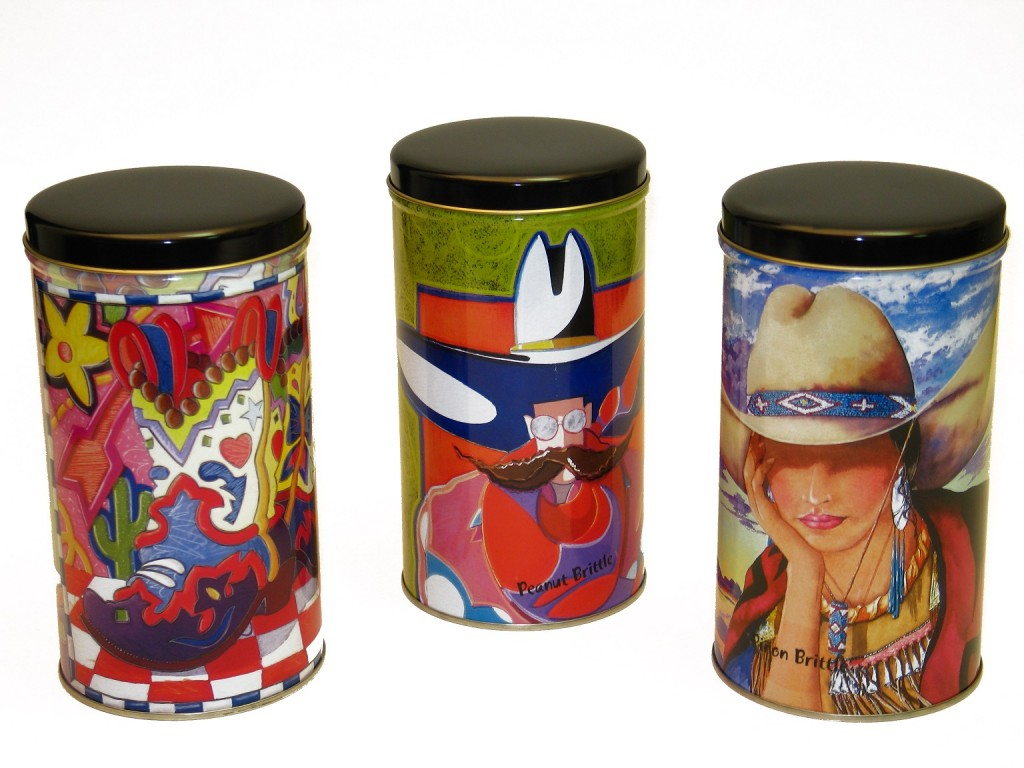 Senor Murphy Custom Tins